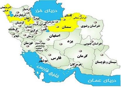 سامانه مدیریت ناوگان حمل و نقل استان سمنان