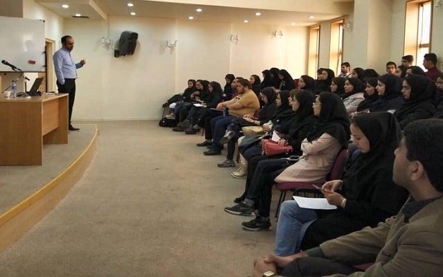 برگزاری سمینار سلامتهمراه و مهندسیپزشکی